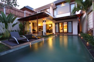 Two Bedroom Pool Villas